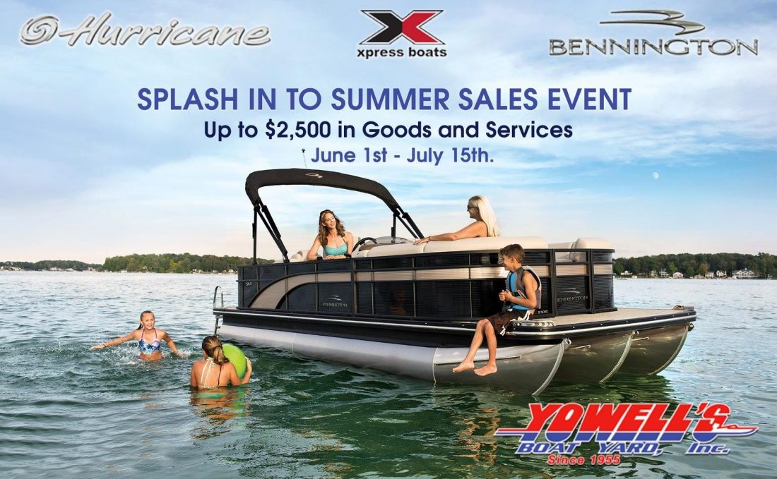 Yowells Summer Sale Promo